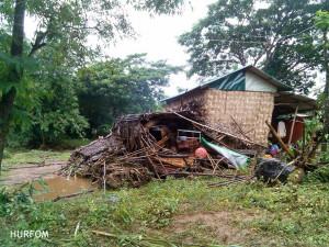 Kanbauk-houses