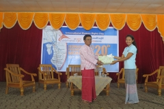 20th anniversary of the Human Rights Foundation of Monland