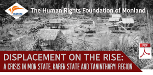 HURFOM Briefer:Displacement on the rise